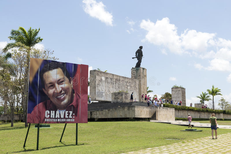 Havana Mausoleum royaltyfri foto