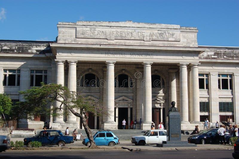 Download Havana Municipal Hospital, Cuba Royalty Free Stock Images - Image: 18952729