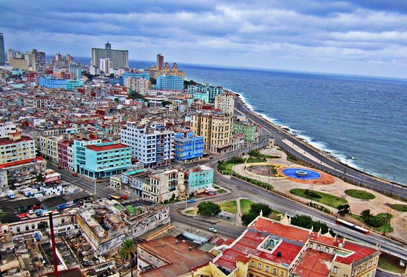 Havana ocidental foto de stock