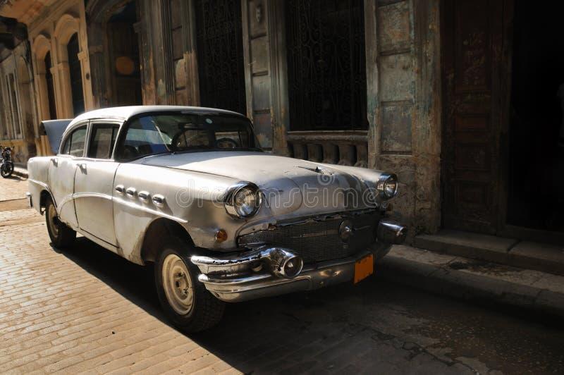 Havana oldtimer car stock photography