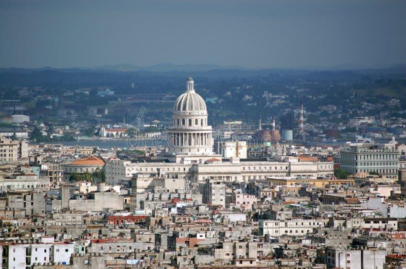 Havana Skyline stock photo