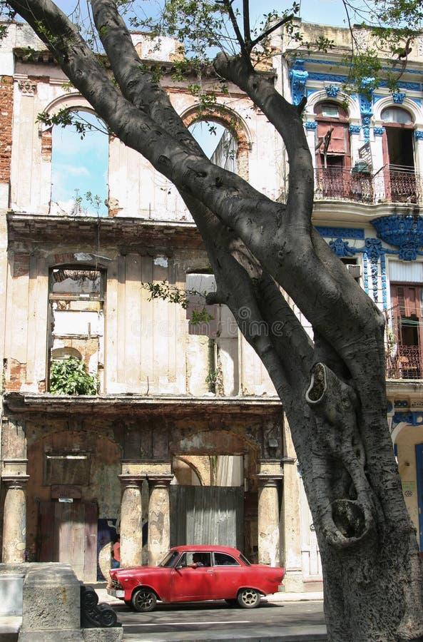 Havana street stock photography