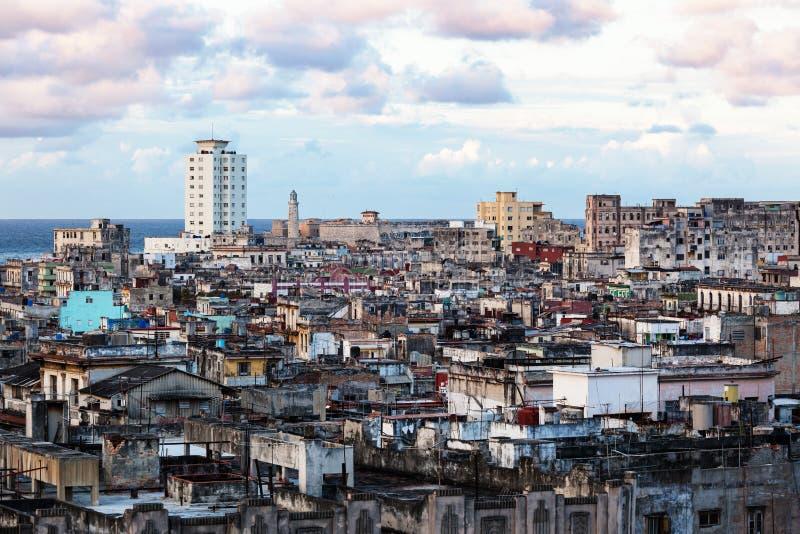 Havana velho fotos de stock royalty free
