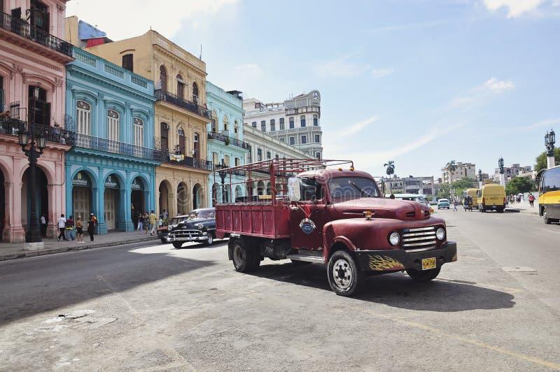 Havana velho, Cuba fotografia de stock royalty free