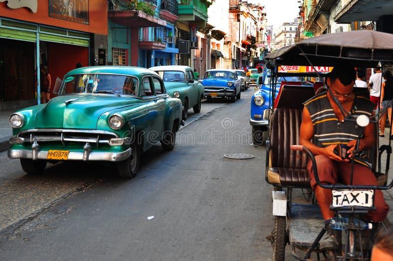 HAVANNACIGARR KUBA - DECEMBER 15 2014 arkivbild