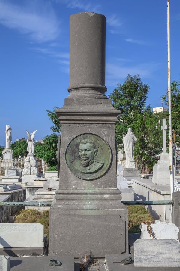 Havannacigarr Kuba - 08 Januari 2013: Kyrkogården av havannacigarren i Kuba arkivbilder