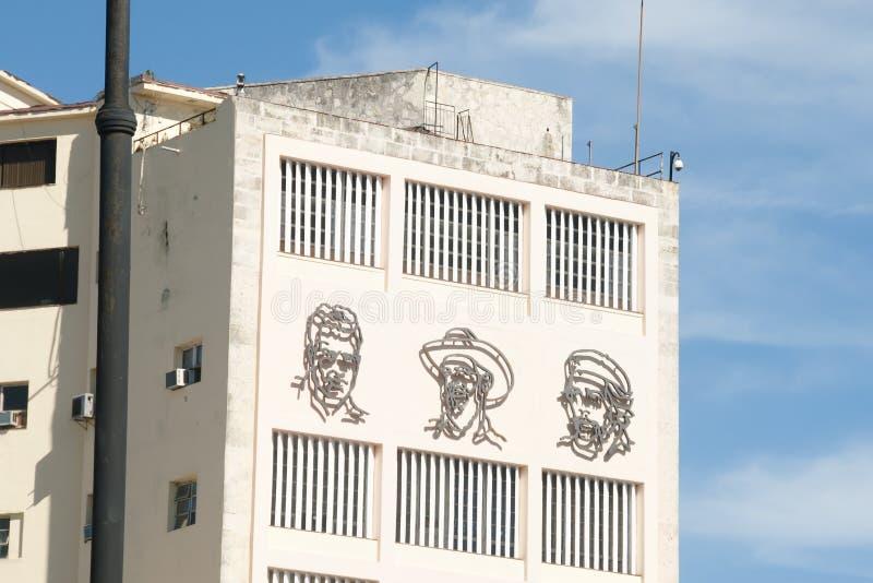 HAVANNACIGARR KUBA - Juni 7, 2015: arkivfoton