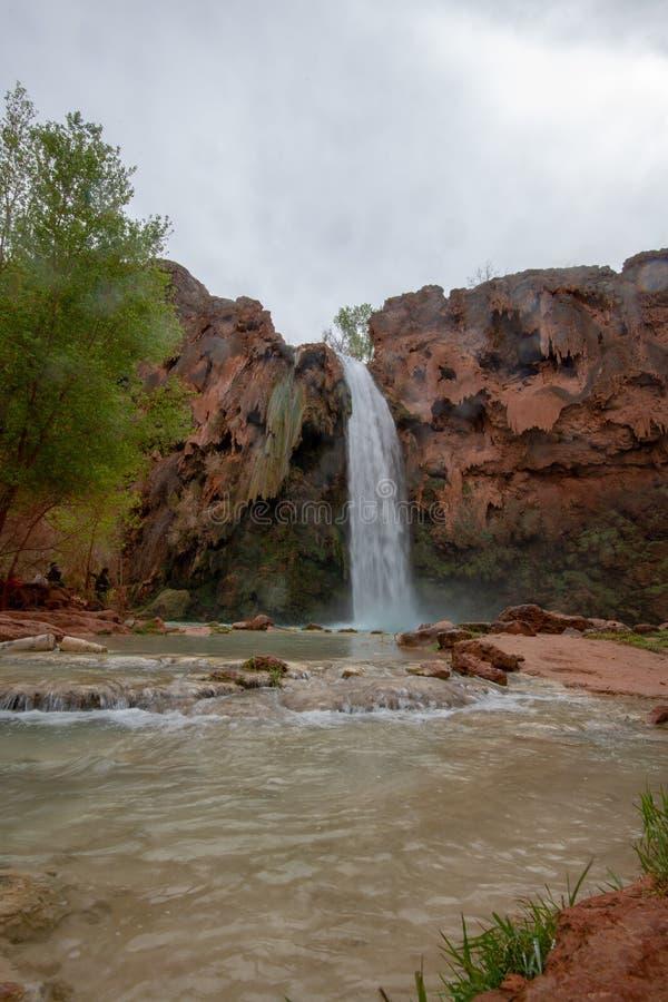 Havasu baja Arizona imagen de archivo libre de regalías