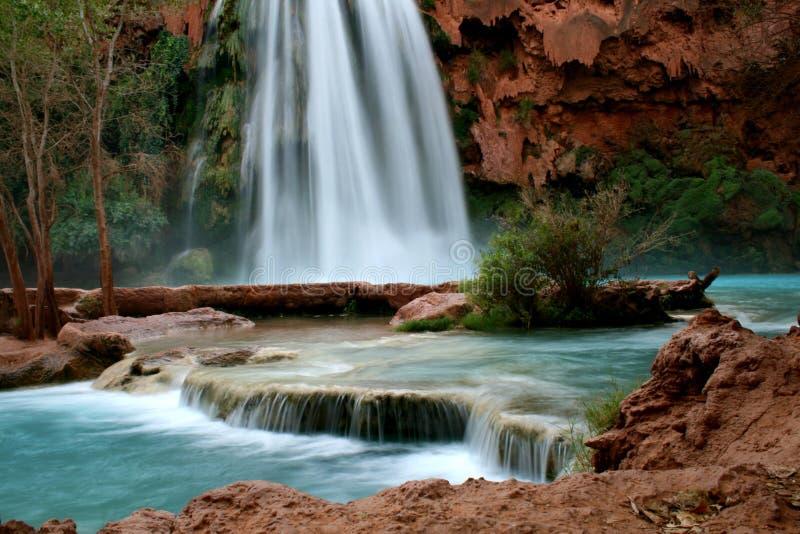 Havasu Falls stock photography