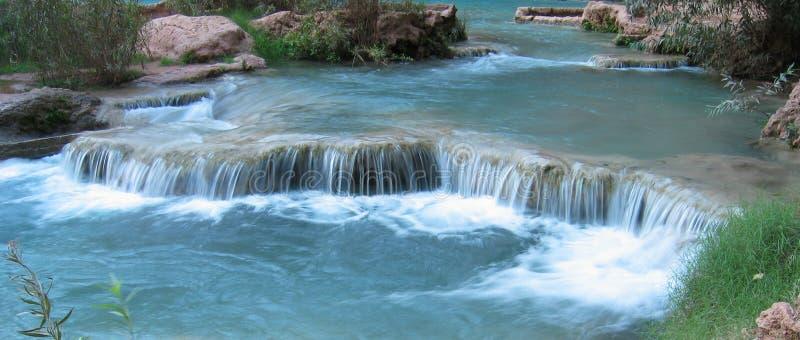 Havasu Falls, Arizona. stock photo