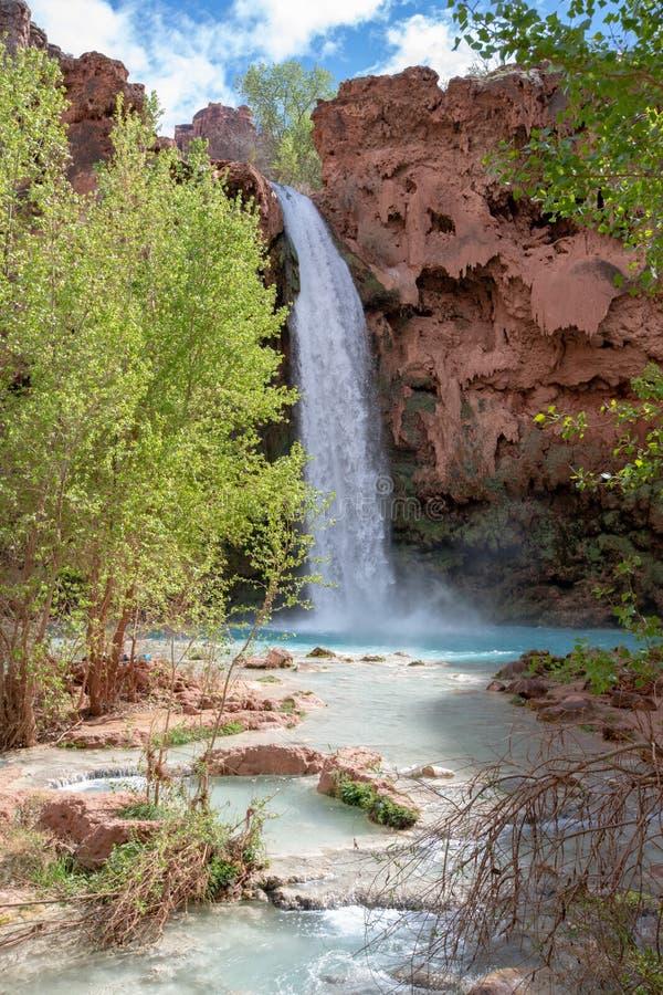 Havasu Spada Północny Arizona fotografia stock
