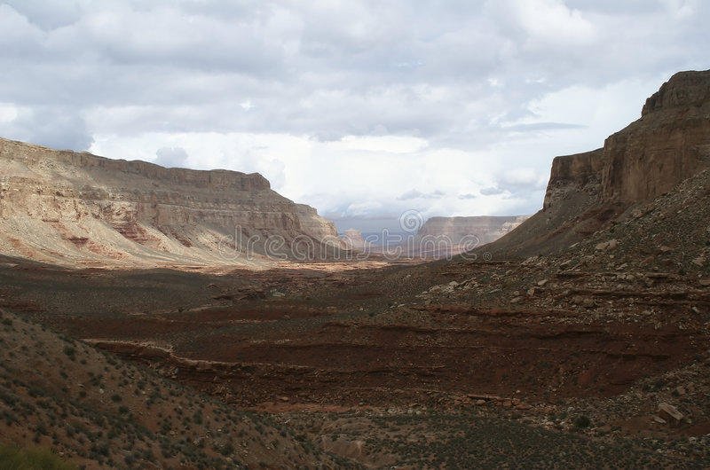 Havasupai Indian Reservation royalty free stock photography