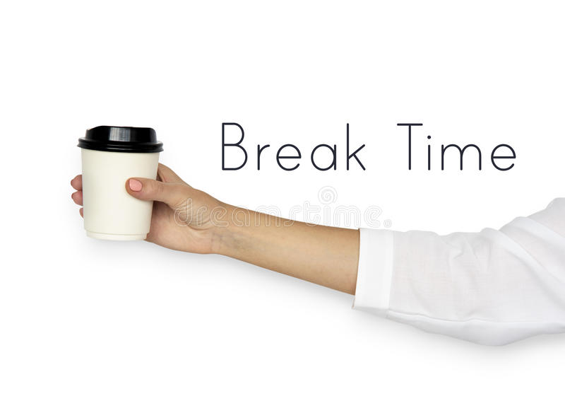 Have a Break Time Relaxation Chilling Resting royalty free stock images