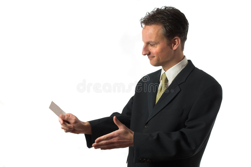 So we have a deal? stock image