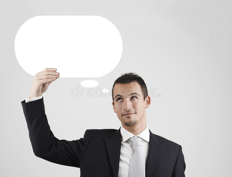 Have A Great Idea Royalty Free Stock Photo