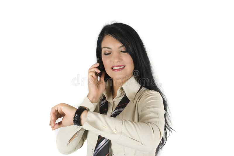 We Have A Meeting! Stock Photography