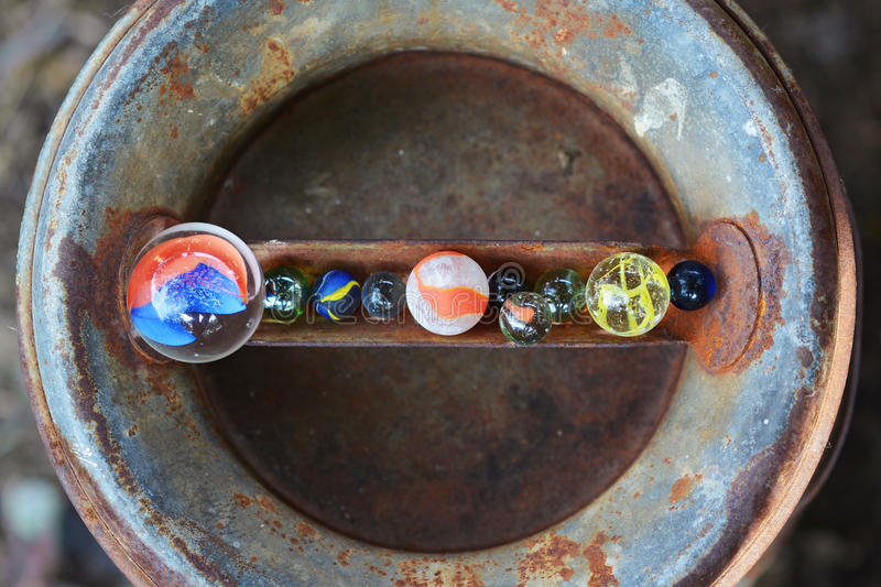 Have you lost your marbles stock images
