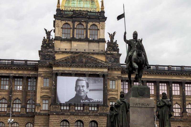Havel voor altijd stock foto's
