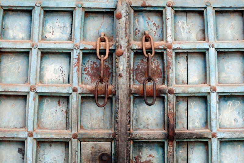Haveli Doors royalty free stock image