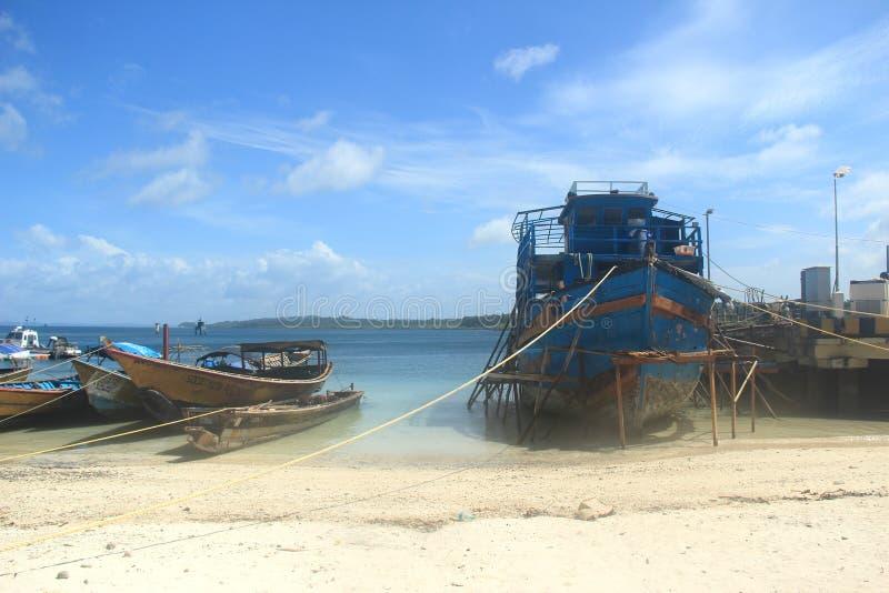 Havelock Island. royalty free stock photos