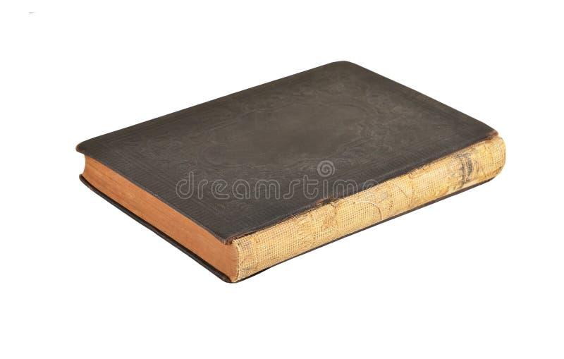 Haveloos antiek boek royalty-vrije stock fotografie