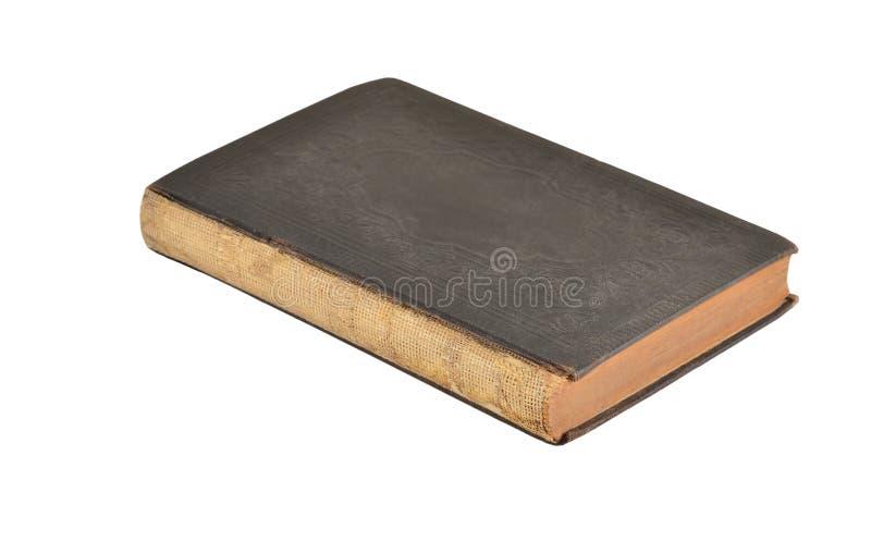 Haveloos antiek boek royalty-vrije stock foto's