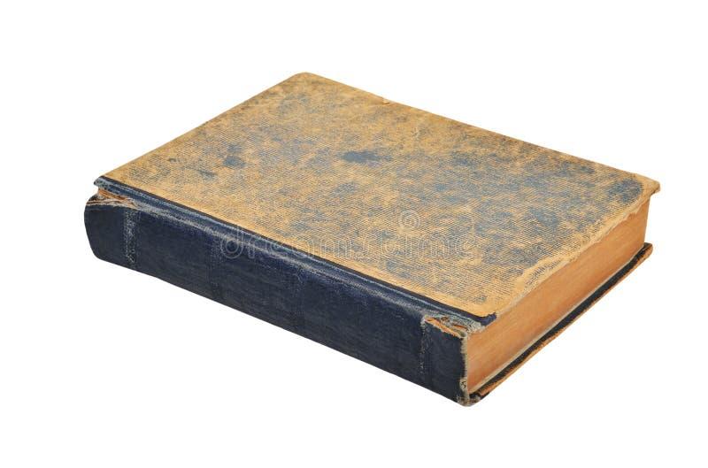 Haveloos antiek boek stock afbeeldingen