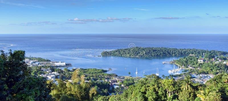 Haven Antonio, Jamaïca stock fotografie