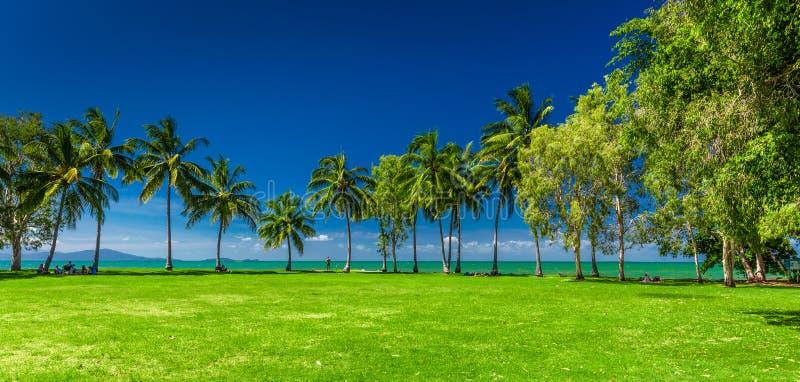 HAVEN DOUGLAS, AUSTRALIË - 27 MAART 2016 Rex Smeal Park in Haven stock fotografie