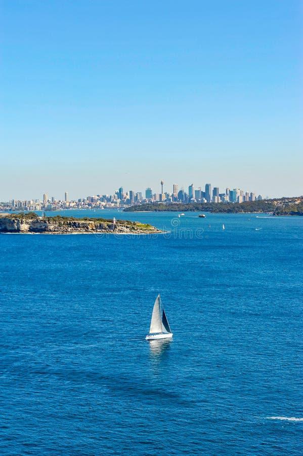 Haven Jackson De Haven van Sydney in Australië royalty-vrije stock foto