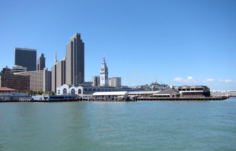 Haven van San Francisco royalty-vrije stock foto's
