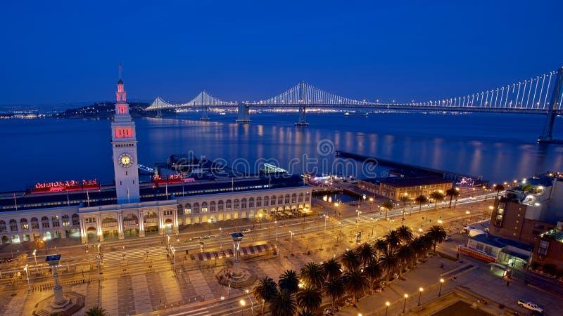 Haven van San Francisco stock foto