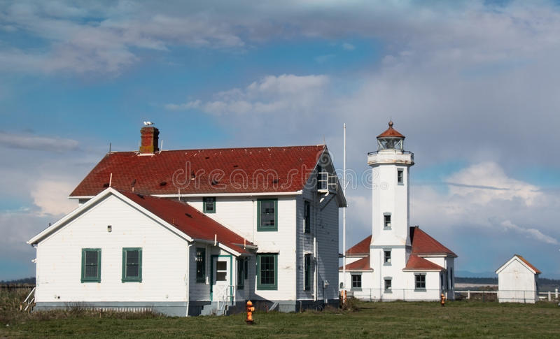 Haven Wilson Lighthouse stock fotografie