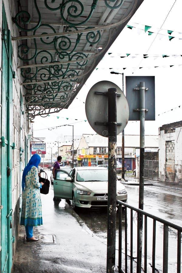 Havenlouis straten stock afbeeldingen