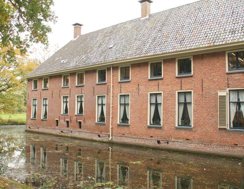 Havezate Mensinge w Roden Holandie zdjęcie stock