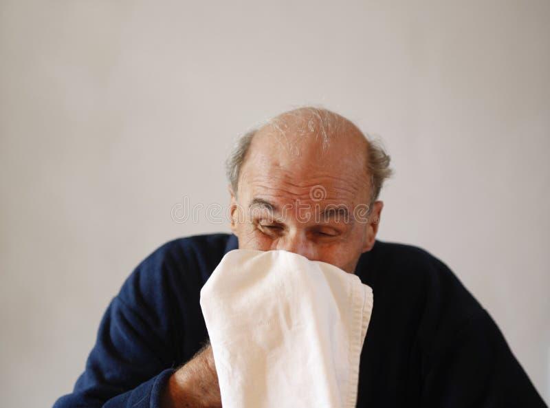 Download Having The Flu Royalty Free Stock Image - Image: 11326756