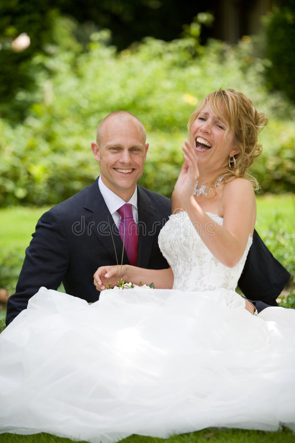 Download Having fun stock photo. Image of pretty, bride, bald, costume - 2542474