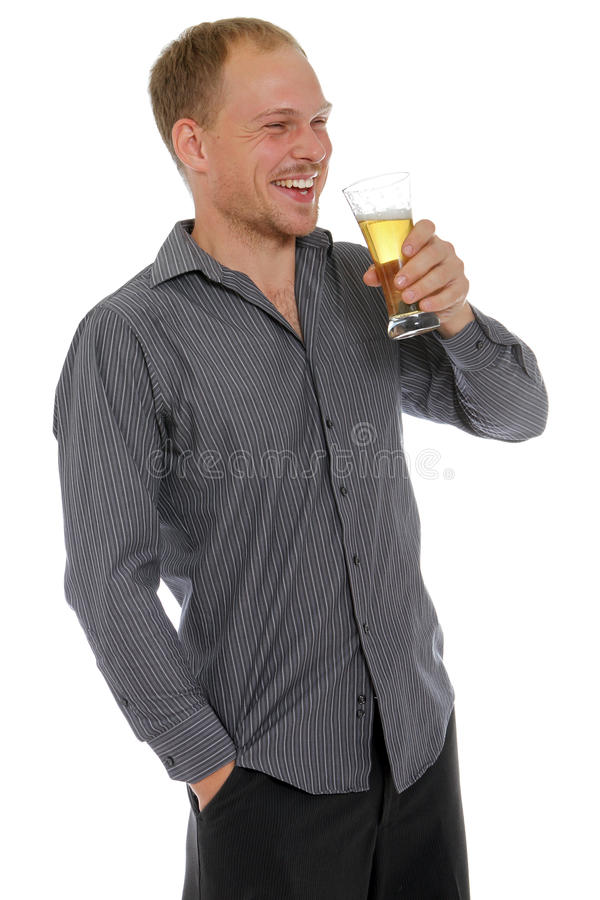Download Having fun with friends stock photo. Image of beer, amber - 22013368