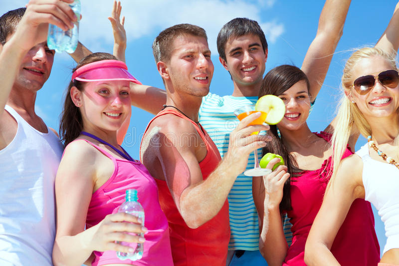 Download Having party stock image. Image of friends, person, party - 22576947