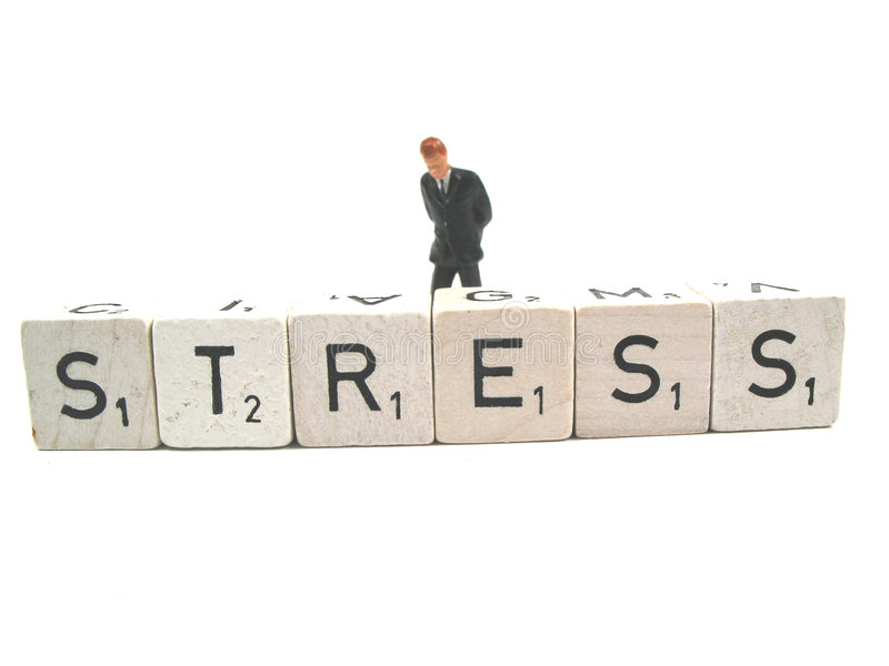 Download Having stress stock photo. Image of pacing, word, solution - 4295754