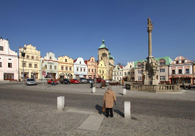 Havlickuv Brod royalty free stock photo