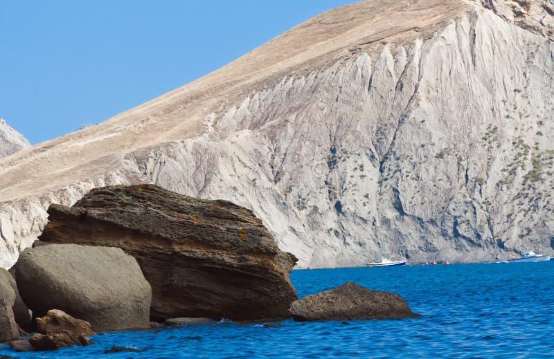 Havsâ Crimea arkivbild