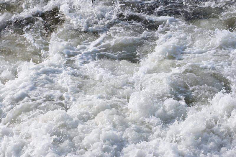 havsbränningwave arkivfoton