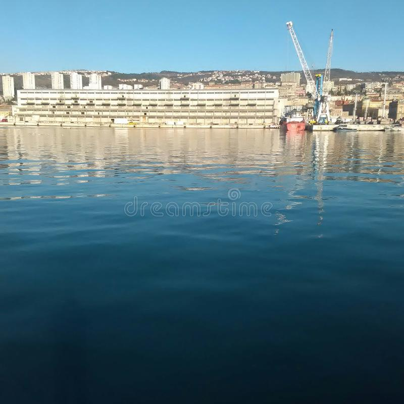Havsbransch arkivbilder