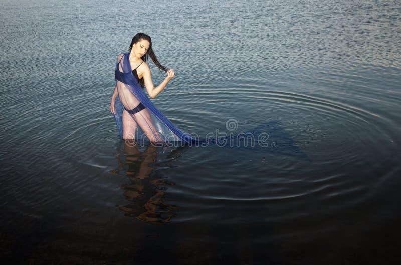 havssensuality arkivfoto