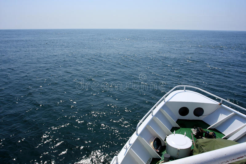 havsship royaltyfria bilder