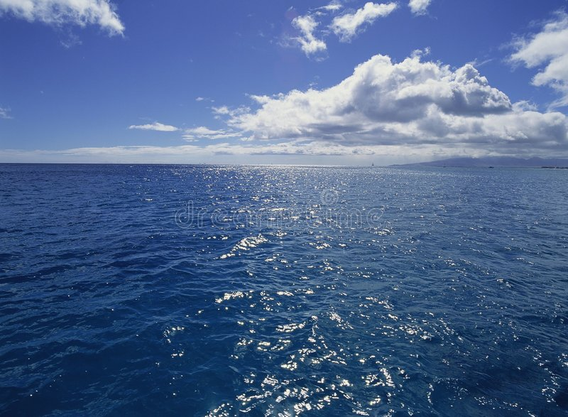 Download Havssikt arkivfoto. Bild av fridsamt, saltwater, turism - 283946