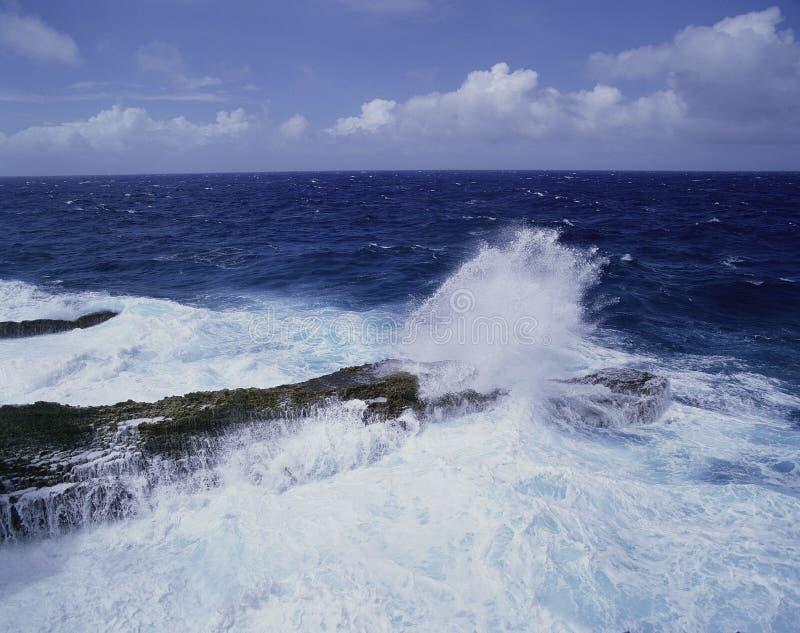 Download Havssikt fotografering för bildbyråer. Bild av vatten, lampa - 288233