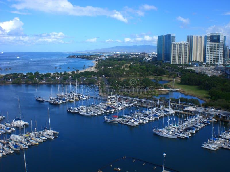 hawaï photographie stock libre de droits