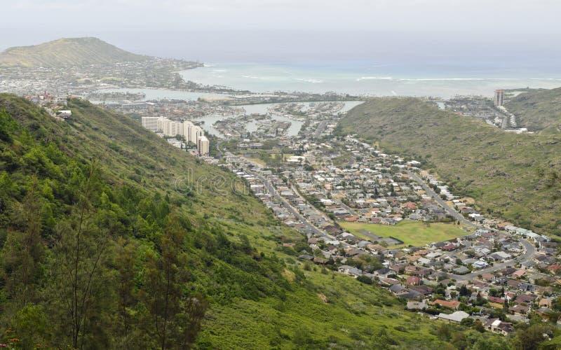 Hawaï Kai photographie stock libre de droits